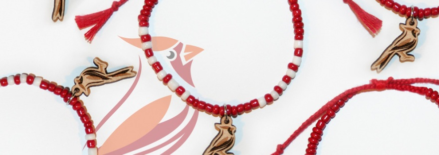 Fair Trade and Eco Friendly Beaded Charm Bracelet Fundraiser