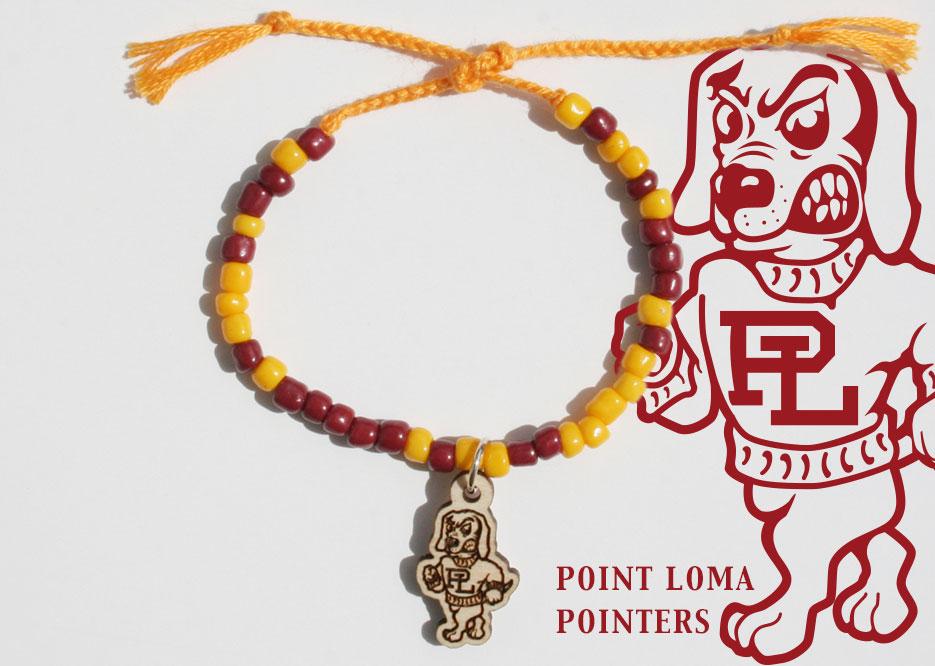 fundraiser-mascot-charm-bracelet