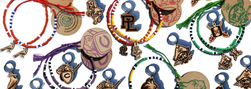 High School Fundraiser Spirit Week Charm Bracelets 2018