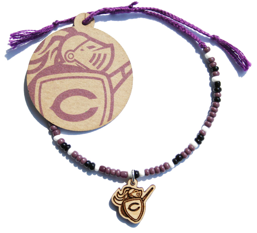 High School Unique Fundraiser Idea, Fair Trade Beaded Spirit Bracelet