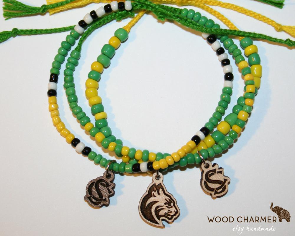 High School Athletics Fundraiser Bracelets