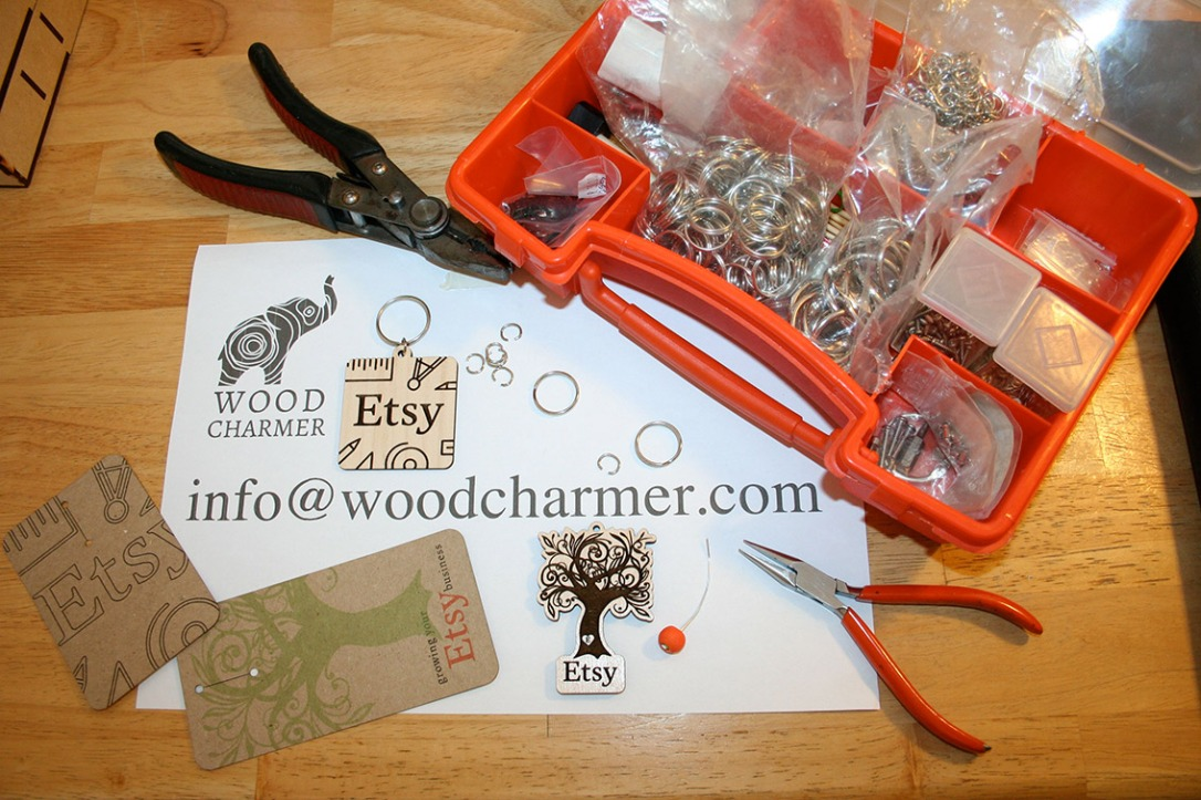 woodcharmer-keychain-production